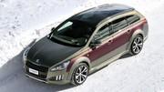 Peugeot 508 RXH Castagna : je t'aime à l'italienne