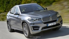 Futur BMW X6 : En terrain conquis