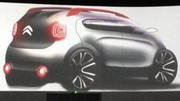 Future Citroën C1 : Un avant-goût de C1 ?