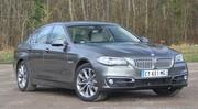 Essai BMW Serie 5 restylée : démocratiser pour mieux régner