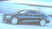 Mercedes Classe S Coupé : première photo en fuite