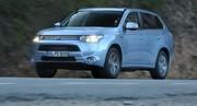 Essai Mitsubishi Outlander PHEV : le 4 x 4 écolo compatible