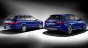 Audi RS4 Nogaro Sélection : Une série spéciale hommage