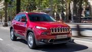 Le nouveau Jeep Cherokee débarque en Europe !