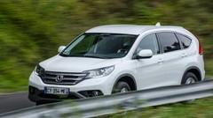 Essai Honda CR-V 1.6 i-DTEC