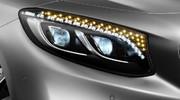 Mercedes Classe S Coupé : précieuse jusqu'aux phares Swarovski