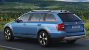 Skoda Octavia 3 Scout 4X4 2014 : Scout toujours