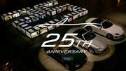Mazda MX-5 : un site web pour les 25 ans du célèbre roadster