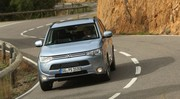 Essai Mitsubishi Outlander PHEV : La révolution hybride
