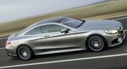 Mercedes Classe S Coupé : héritière de la CL