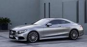 Nouvelle Mercedes Classe S Coupé : officielle