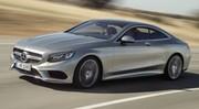 Nouvelle Mercedes-Benz Classe S Coupé 2014 : quelles lignes !
