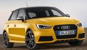Audi S1: Quattro et chevaux !