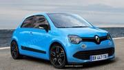 Révélation Renault Twingo : La Twingo tweete son strip-tease