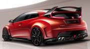 Honda présente la Civic Type R au Salon de Genève