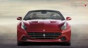 Voici la nouvelle Ferrari California T, T pour Turbo