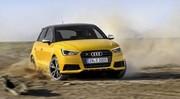"""Audi S1 : enfin une """"vraie"""" A1 Quattro"""
