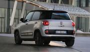 Fiat 500 L : deux nouveaux moteurs et une série spéciale