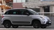 Fiat 500 L : du nouveau