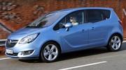 Essai Opel Meriva 1.6 CDTi 136 ch (2014) : Saut de génération... mécanique !