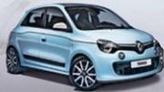 Renault Twingo III 2014 : première photo officielle avant l'heure