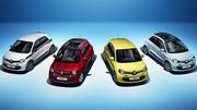 Nouvelle Renault Twingo 3 en direct : toutes les photos
