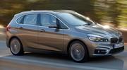 BMW Série 2 Active Tourer : Principe de réalité