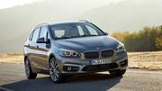 BMW Série 2 Active Tourer, la révolution
