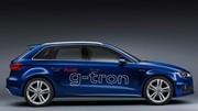 Audi lance l'A3 g-tron en Allemagne