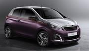 Nouvelle Peugeot 108 2014 : plus d'élégance et une version découvrable