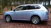 Essai Mitsubishi Outlander PHEV : le 4×4 électrique