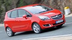 Essai Opel Meriva : du maquillage pour faire oublier les kilos