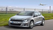 Léger restylage pour le Volkswagen Scirocco