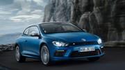 Volkswagen Scirocco restylé : il sera à Genève