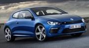 Le Volkswagen Scirocco millésime 2014 présenté à Genève