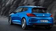Le coupé VW Scirocco se repoudre