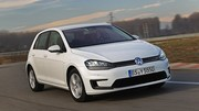 Volkswagen e-Golf : les tarifs