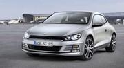 Volkswagen Scirocco 2014 : léger restylage pour le coupé Volkswagen