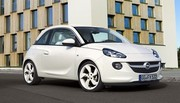 Opel Adam 1.0 SIDI 90 et 115 ch