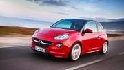 L'Opel Adam 115 ch officielle