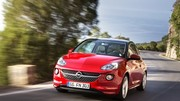 Opel Adam 1 litre SIDI turbo essence 115 Ch : l'Adam passe en mode 3 cylindres