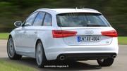 Future Audi A4 Avant : Tradition familiale