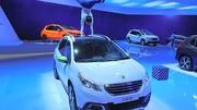 Peugeot validera l'Hybrid-Air à Genève