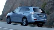 Essai Mitsubishi Outlander PHEV : plus électrique que dynamique