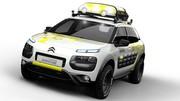 Citroën C4 Cactus Aventure : Parée pour le désert