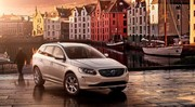 Volvo V40 Cross Country et XC60 Ocean Race Edition