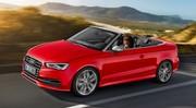 Audi S3 Cabriolet : 300 ch à l'air