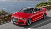 300 ch pour l'Audi S3 Cabriolet (2014)