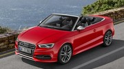 Audi S3 cabriolet : famille au complet ?