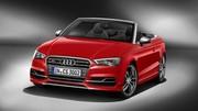 Audi présentera sa S3 Cabriolet à Genève